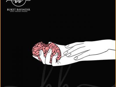 aşk beyinde başlayıp beyinde bitiyordu.